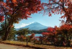 Mount Fuji. Taken in 2015 royalty free stock image