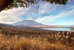 Mount Fuji. Taken in 2015 royalty free stock photo