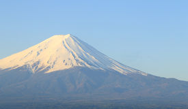 Mount Fuji, view from Lake Kawaguchiko Stock Images