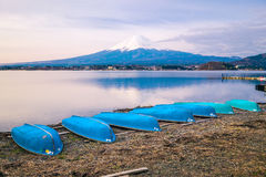 The mount Fuji Royalty Free Stock Images