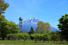 Mount Fuji royalty free stock photo