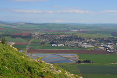 Mount Gilboa Royalty Free Stock Photography