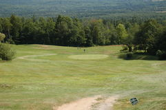 mount golfowa Zdjęcie Royalty Free