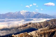 Mount Gongga Royalty Free Stock Images
