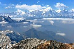 Mount Gongga Stock Image