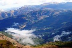 Mount Gorbea stock photography