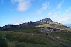 Mount Gorbea royalty free stock photos
