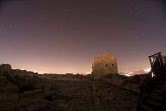 Mount Greizim of Samaritans Royalty Free Stock Photos