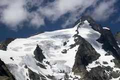 Mount Grossglockner Stock Image