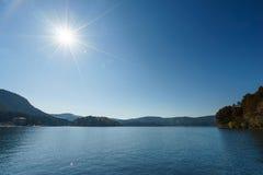 Mount Hakone or Lake Ashi, Japan Stock Images