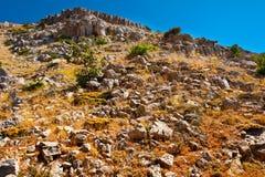 Mount Hermon Stock Images