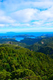 Mount Hobson (Great Barrier Island) Stock Photo