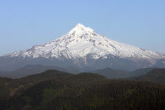 Mount Hood. stock photo