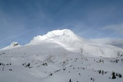 Mount Hood Royalty Free Stock Image