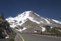 Mount Hood Stock Image