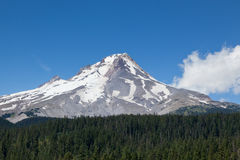 Mount Hood, Oregon Royalty Free Stock Photos