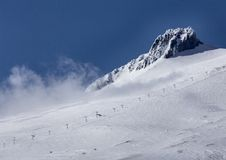 Mount Hood Oregon Royalty Free Stock Images