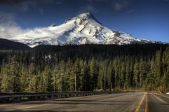 Mount Hood Oregon Royalty Free Stock Photos