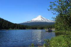 Lake And Mountain Royalty Free Stock Image