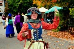 Mount Hope, PA: Pennsylvania Renaissance Faire Stock Image