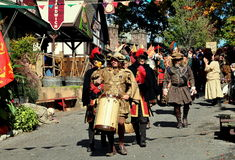 Mount Hope, PA: Pennsylvania Renaissance Faire Royalty Free Stock Photo