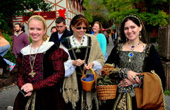 Mount Hope, PA: Pennsylvania Renaissance Faire Royalty Free Stock Photography