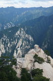 Mount Hua Royalty Free Stock Photos