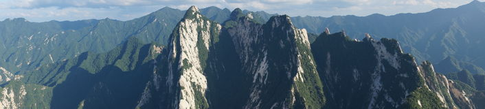 Mount Hua Stock Images