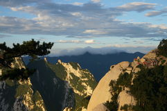 Mount Hua Stock Image