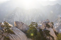 Mount Hua Stock Image