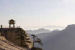 Mount Hua Royalty Free Stock Image