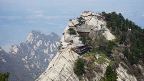 Mount Hua Stock Photo
