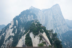 Mount Hua Royalty Free Stock Images