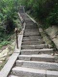 Mount Hua Stock Photo