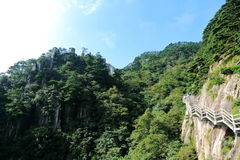 Mount Huang, Anhui province, China Stock Photography