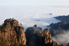 Mount Huang, China Stock Photos