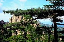 Mount Huangshan,Anhui,China Stock Photos