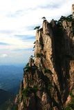 Mount Huangshan,Anhui,China Royalty Free Stock Photos