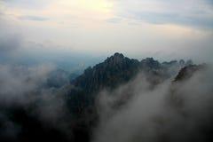 Mount Huangshan,Anhui,China Stock Photo