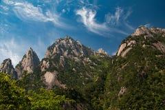 Mount Huangshan China Stock Images