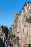 Mount Huangshan Stock Photography