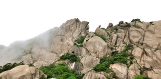 Mount Huangshan Stock Photo
