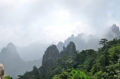 Mount Huangshan Stock Image