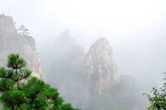 Mount Huangshan royalty free stock photo