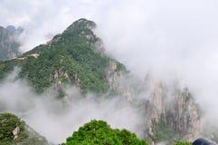 Mount Huangshan Royalty Free Stock Photos