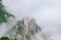 Mount Huangshan Royalty Free Stock Image