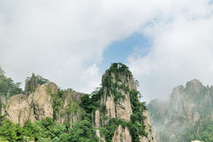 Mount Huangshan Stock Photo