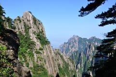Mount Huangshan stock images
