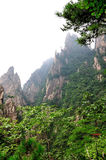 Mount Huangshan Xihai Grand Canyon, incredible china Stock Photos