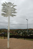 Mount Isa lookout Royalty Free Stock Image